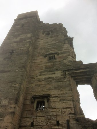 Tutbury, UK: North Tower