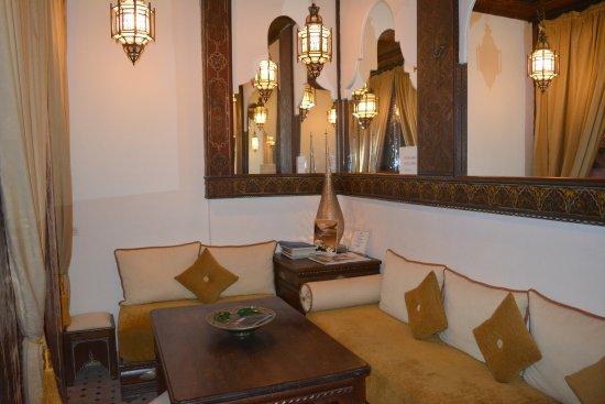 Riad Ghali Spa Marrakech Marocko Omd Men Och