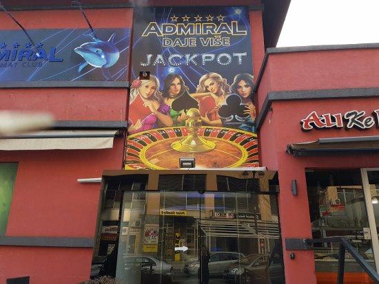 Admiral Casino Dubrava