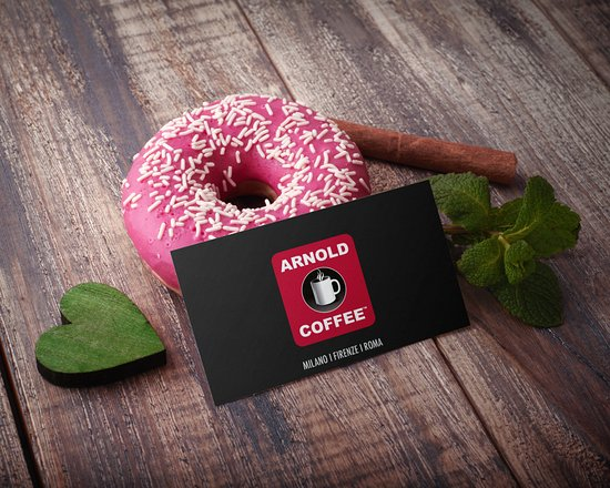 Arnold Coffee: Welcome