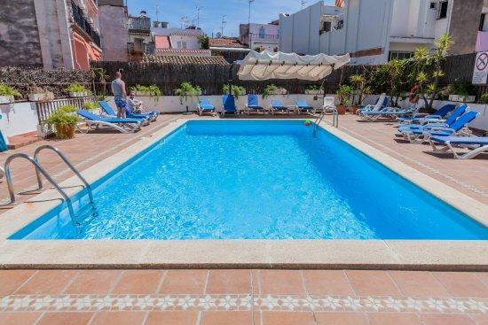 Hotel El Cid, hoteles en Sitges
