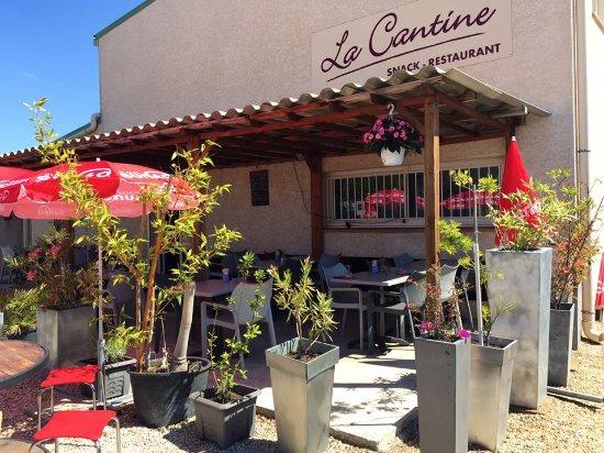 Cuers, France: Bienvenue à la Cantine de Thé !