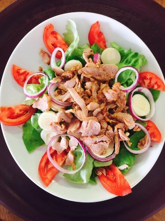 Cuers, France: Salade