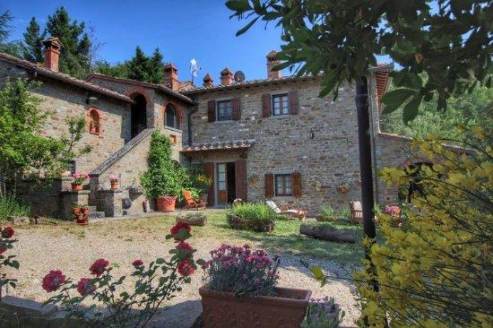 Καστιλιόν Φιορεντίνο, Ιταλία: Ingresso Appartamento Gelsomino