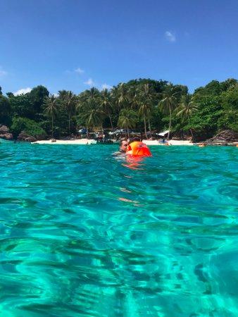 Phu Quoc, Vietnam: Hòn Móng Tay - điểm dứng thứ 2 trong tour đi các hòn nam đảo.