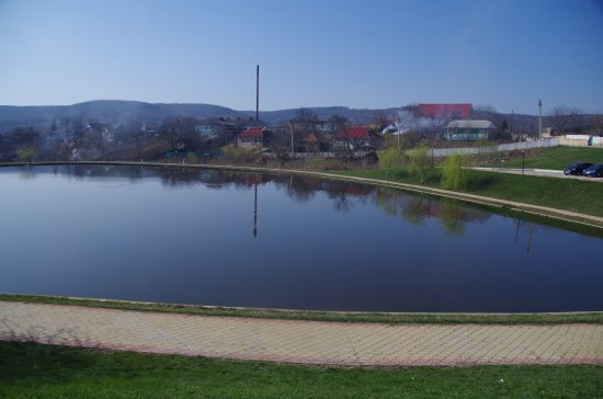 Capriana, Moldova: The Lake
