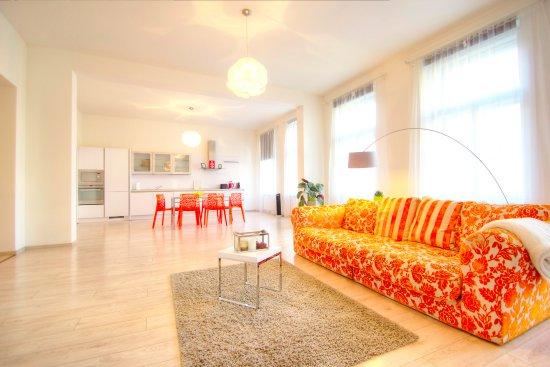 Centrum Apartments Pstrossova