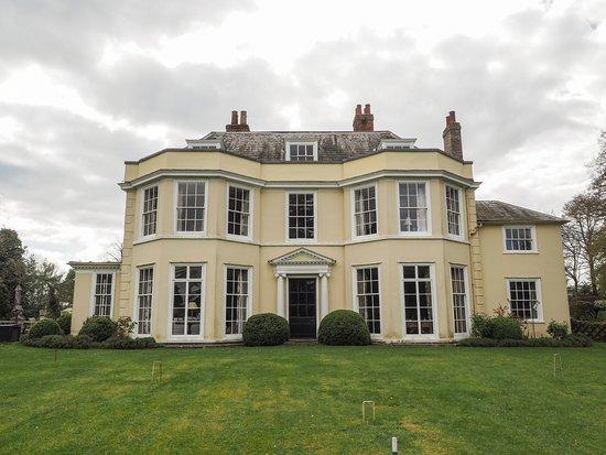 Hadleigh, UK: Holbecks House