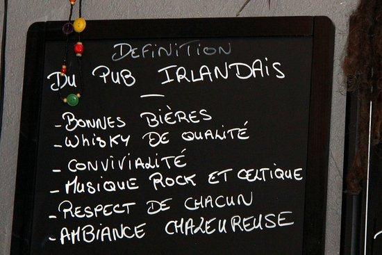 Lure, Frankrijk: Les règles d'or!