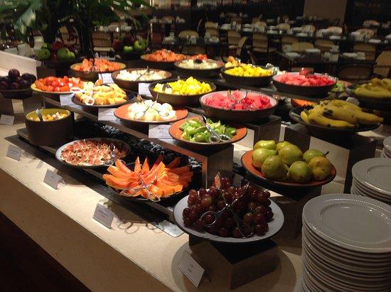 Tivoli Mofarrej - Sao Paulo : Amazing Brazilian breakfast...