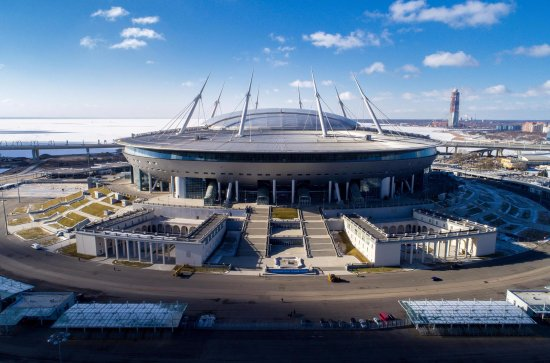 Saint Petersburg Stadium (Zenit Arena)
