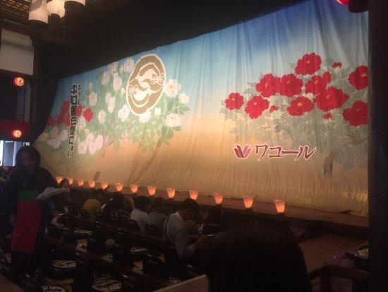 Former Konpira Old Theater Kanamaruza : 金比羅歌舞伎大芝居