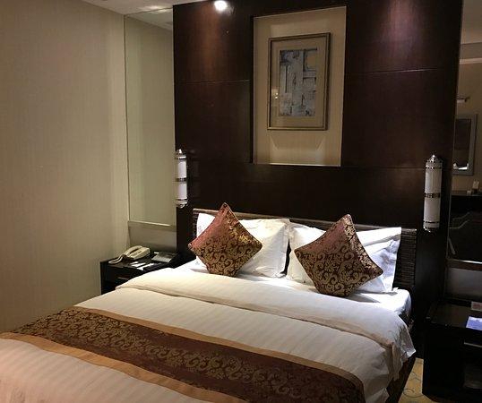 Plaza Hotel Beijing: Room