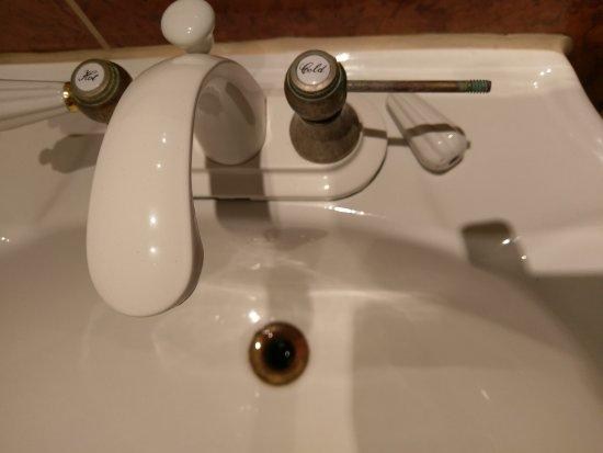Bad Bayersoien, Alemania: Lavabo WC Suite Nr.219