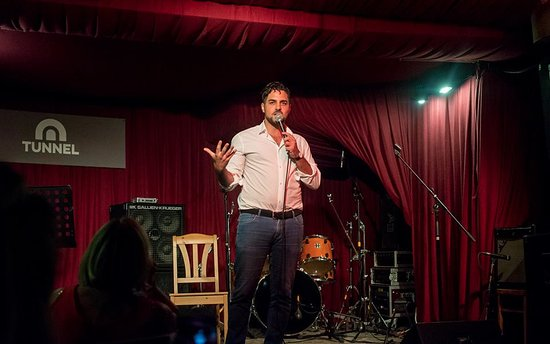 Vienna's Funniest Stand Up Comedy