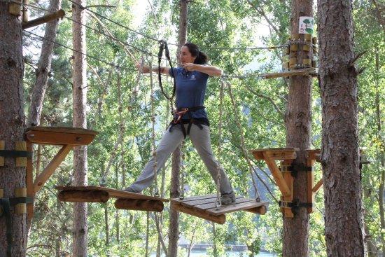 La Guingueta d'Aneu, Hiszpania: Aventura para todas las edades