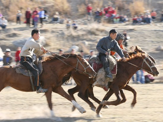 Khujand, Tajikistan: Buzkashi match in Central Asia