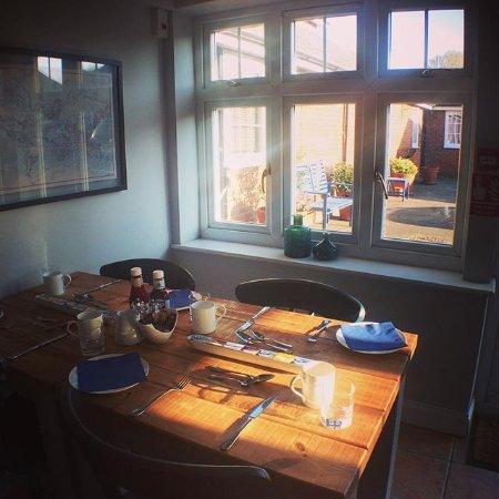 Brightlingsea, UK: Breakfast Room
