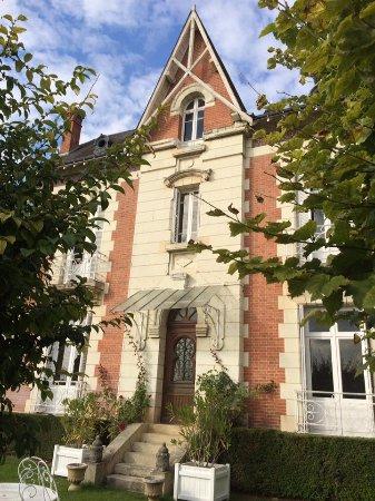 Rochecorbon, Prancis: Le Pavillon