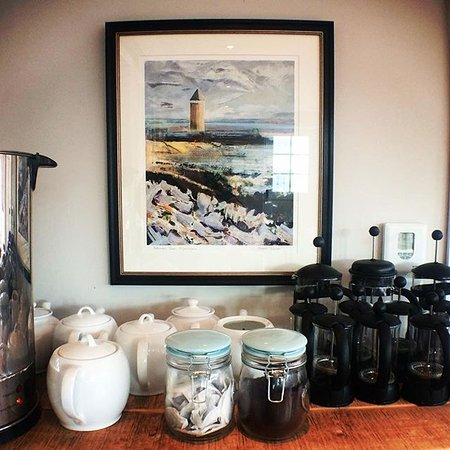 Brightlingsea, UK: The breakfast room