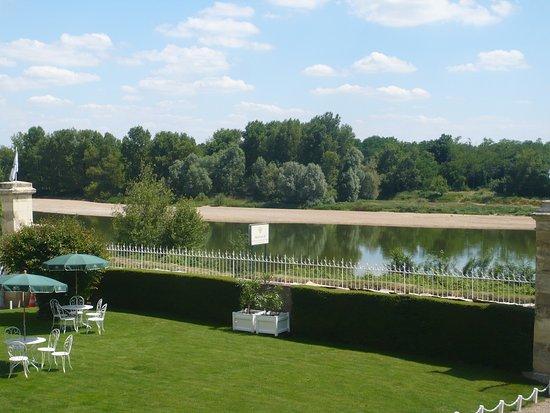 Rochecorbon, Prancis: Vue sur Loire