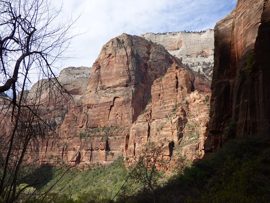view from weeping rock trail picture of weeping rock trail zion rh tripadvisor com