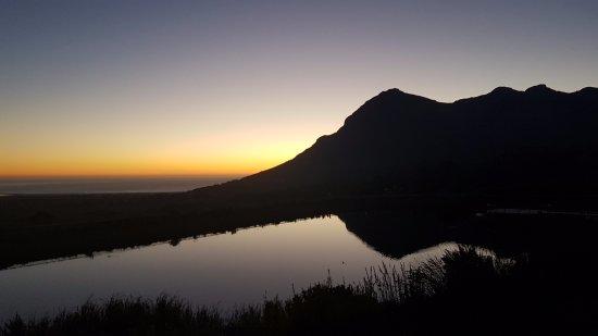 Noordhoek, Zuid-Afrika: Sunset