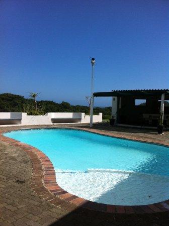 Wild Coast, Südafrika: Hotel Pool