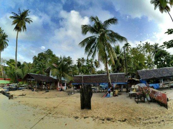 San Agustin, Filipinas: Naked island
