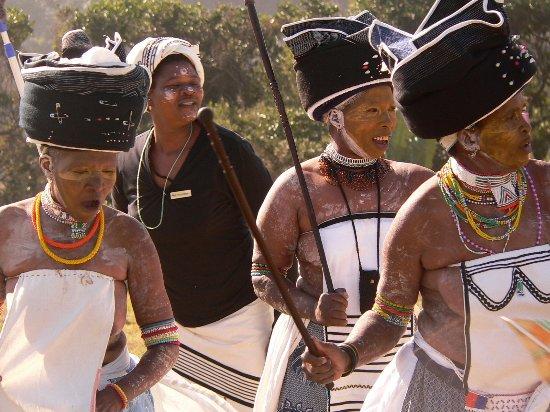 Wild Coast, Südafrika: Community Dancing