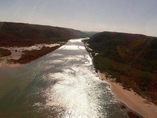 Wild Coast, Südafrika: Mbashee River