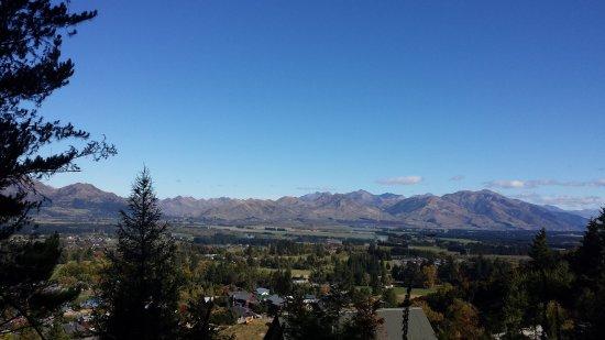 Hanmer Springs, Nieuw-Zeeland: Conical Hill