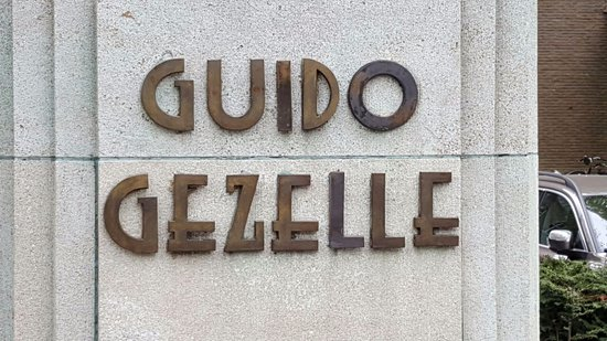 Monument to Guido Gezelle