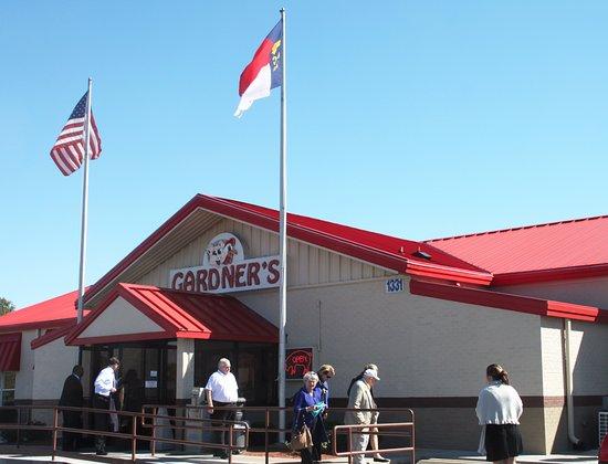 Rocky Mount, NC: Exterior
