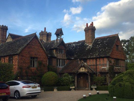 Langshott Manor Hotel Reviews