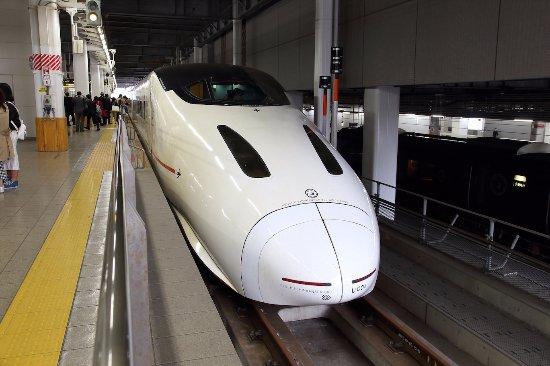 Kyushu-Okinawa, Japan: 九州新幹線N800系