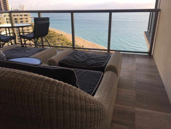 The St. Regis Bal Harbour Resort: Out standing & personalized service