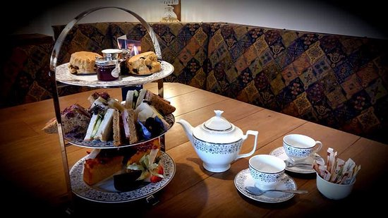 Watton, UK: Afternoon Tea