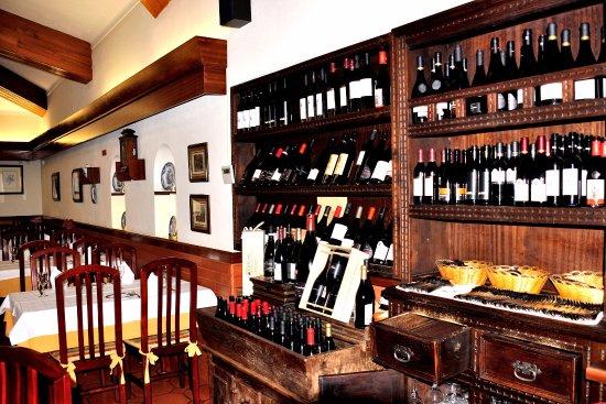Gouveia, Portugal: Vinhos!!....