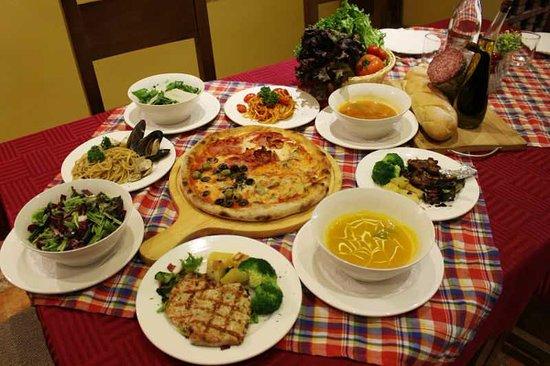 Zhongshan, China: Set menu'