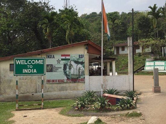 Meghalaya, India: India entry point
