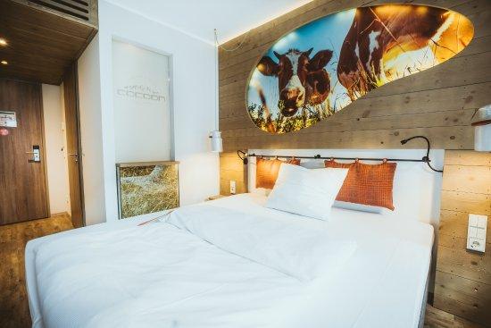 Cocoon Hauptbahnhof - Updated 2017 Hotel Reviews & Price ... Alt Europaischer Stil Garten Design