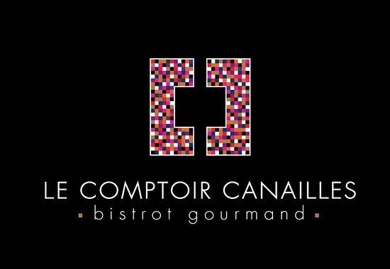 """Louveigne, Belgia: Bienvenue au bistrot gourmand """"LE COMPTOIR CANAILLES"""""""