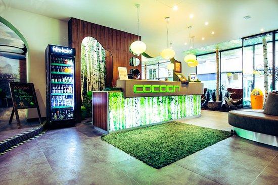 cocoon stachus 84 9 3 updated 2018 prices hotel. Black Bedroom Furniture Sets. Home Design Ideas