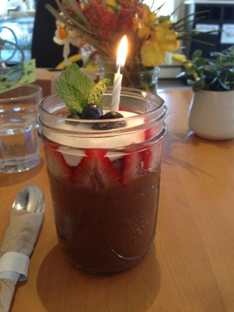 Exeter, Nueva Hampshire: The outstanding birthday desert