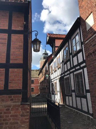 Lund, Suecia: Street view.