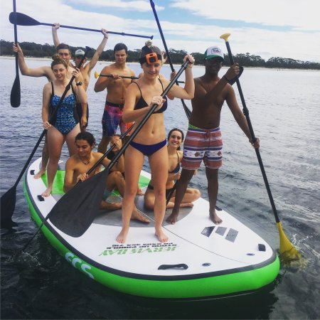 Huskisson, Αυστραλία: Jervis Bay Stand up paddle ...