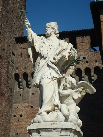Monumento a San Giovanni Nepomuceno