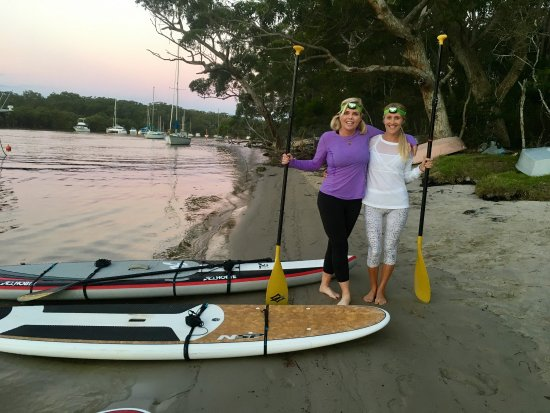 Huskisson, Australia: Jervis Bay Stand up paddle adventures