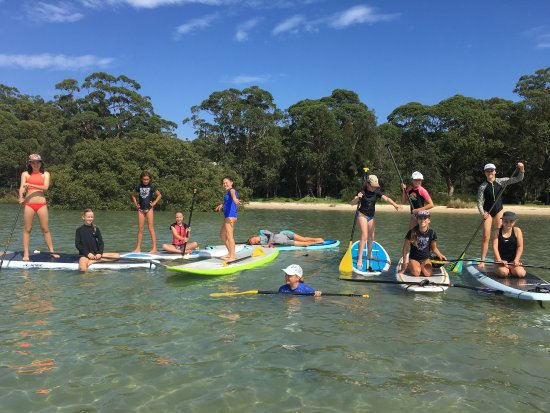 Jervis Bay Stand Up Paddle照片
